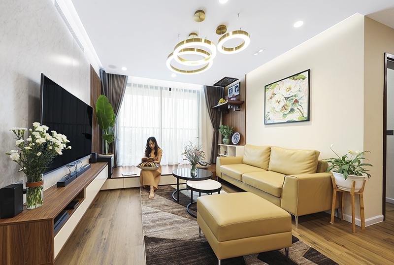 Thiết kế & Thi công chung cư 6th Element, Toà M1, KĐT Tây Hồ Tây, Hà Nội